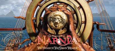 Las crónicas de Narnia 3 La travesía del viajero del alba La película
