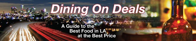 Dining On Deals