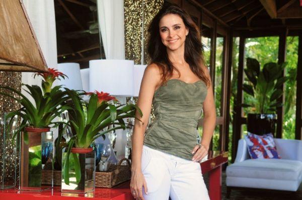 Na Ilha Realizada Como Atriz Ela Fala Sobre A Relação Com Antonio