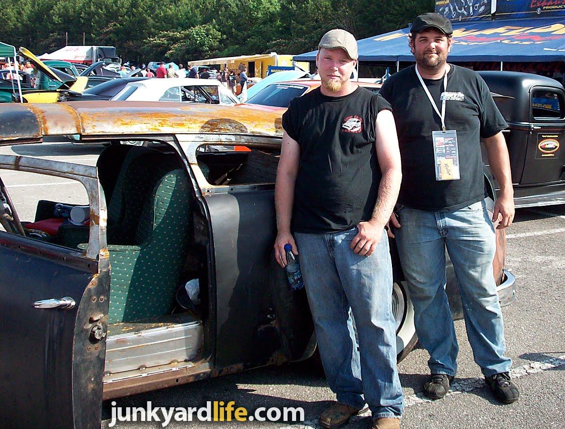 Living a junkyardlife