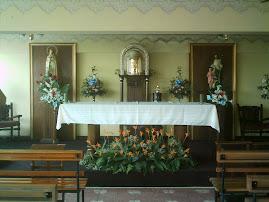 Altar del Seminario Juan XXIII