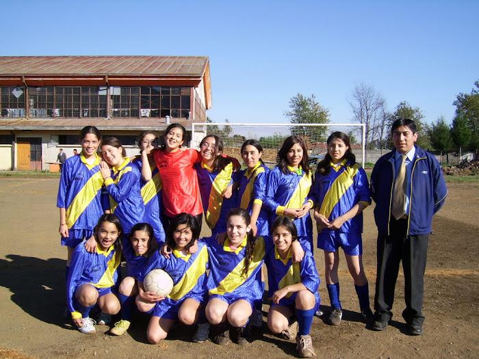 Selecion de Futbol Femenino