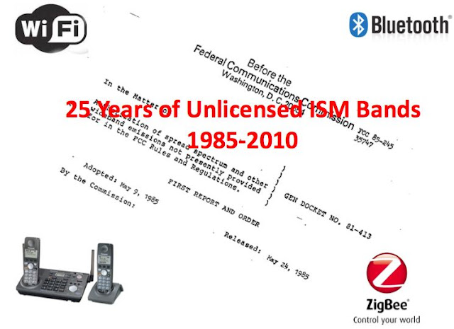 25th Anniversary of FCC Decision Enabling Wi-Fi and Bluetooth