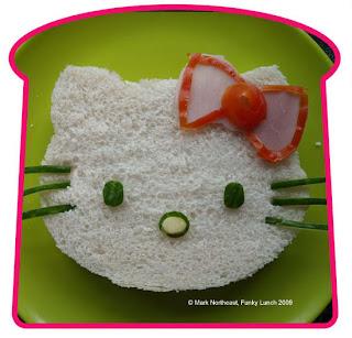 Yemek yemek çocuklar için hiç bu kadar eğlenceli olmamıştı