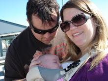 Huetter family beach trip