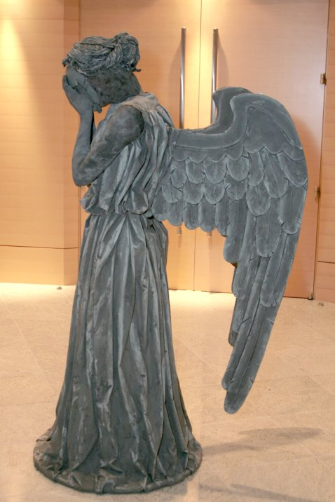 Exceptionnel Living Statues, Part Two: Weeping Angels