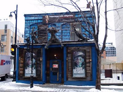 maison hantee rue bleury