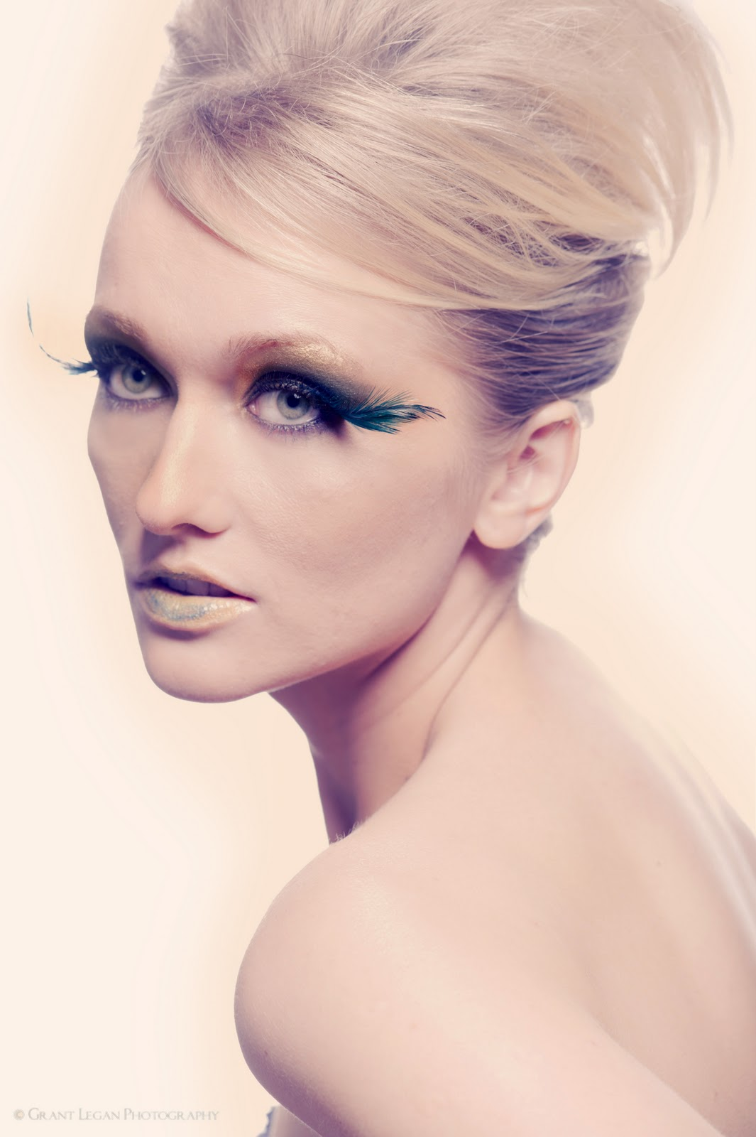 Grant Legan Photography: High Fashion Makeup