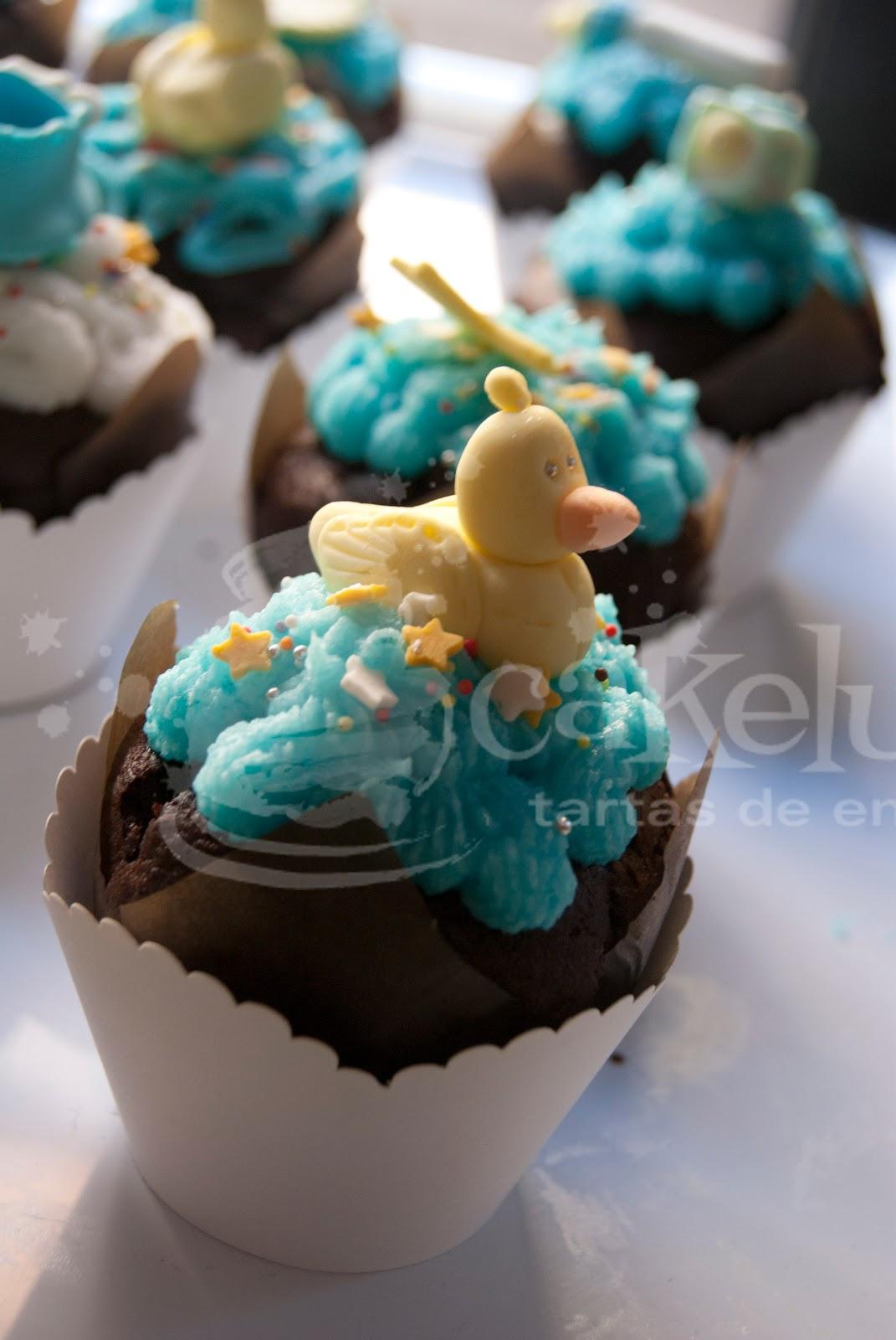 Graffiti Cupcakes