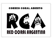 Grupo de correo abierto de la Red Coral Argentina