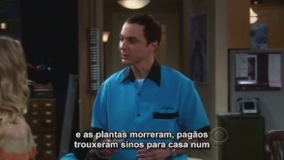 sheldon big bang theory saturnalia