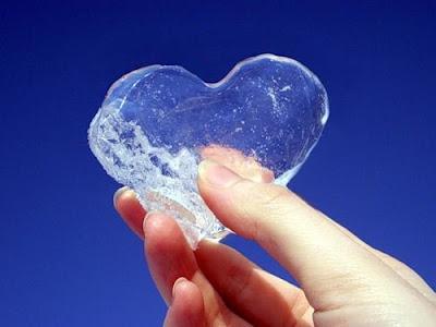 coração gelo