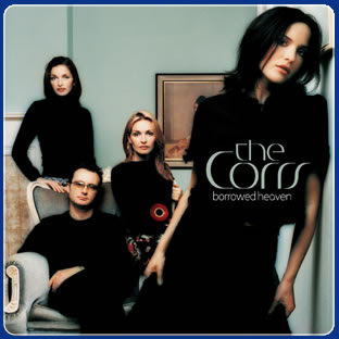 the corrs borrowed heaven cd