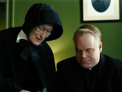 Dúvida Meryl Streep Philip Seymour Hoffman
