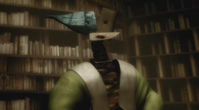 mirrormask librayman