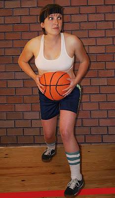 body art grávidas basquete