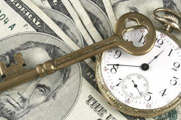 dinheiro tempo chave sucesso