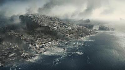 filme 2012 continente afundando