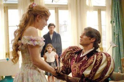 filme encantada príncipe e princesa