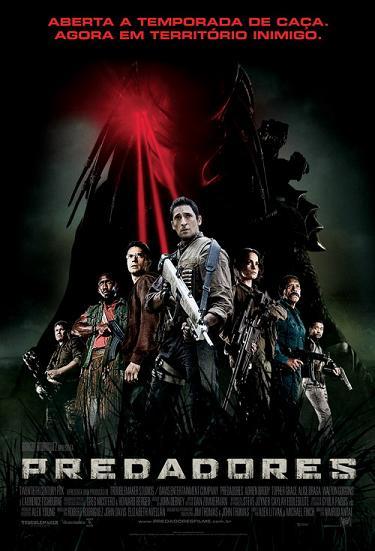 Baixar Filme Predadores – Dublado (DVDRip) Download