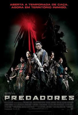 filme predadores poster cartaz
