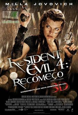 filme resident evil 4 recomeço afterlife milla jovovich poster cartaz
