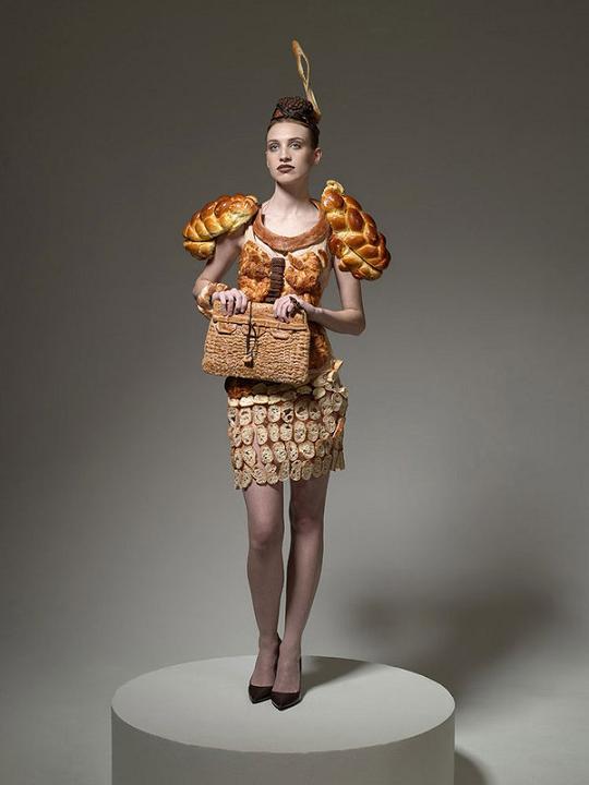roupas de comida ted sabarese hunger pains