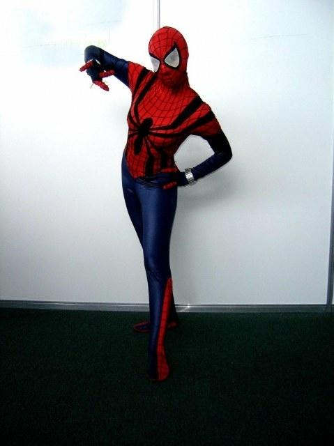 mulheres cosplay fantasia homem-aranha