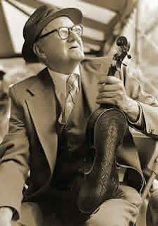 Fiddler Tommy Jarrell