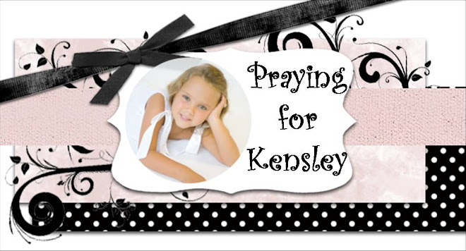 Praying for Kensley