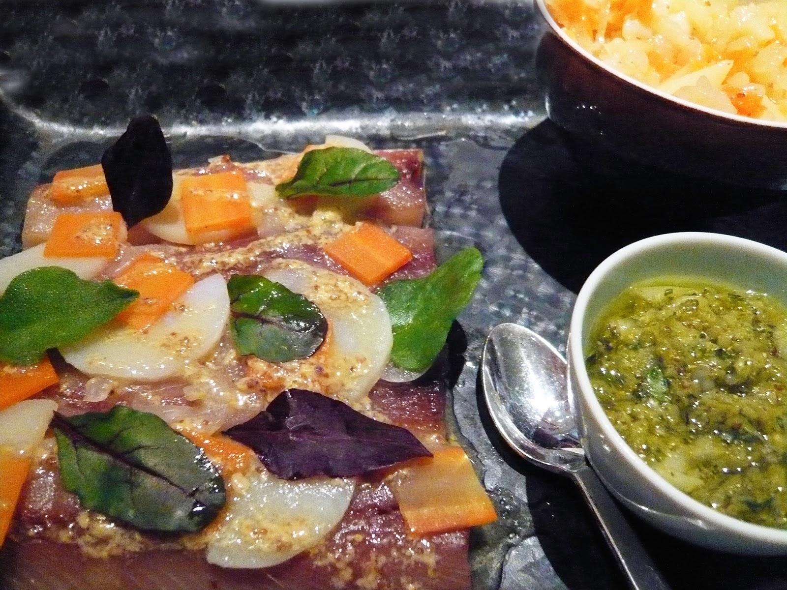 Food intelligence connaissez vous la cuisine du royal - Royal monceau la cuisine ...