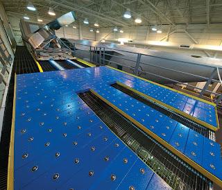 463l pallet conveyor system