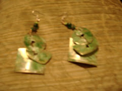 """Green Art,jewelry"""