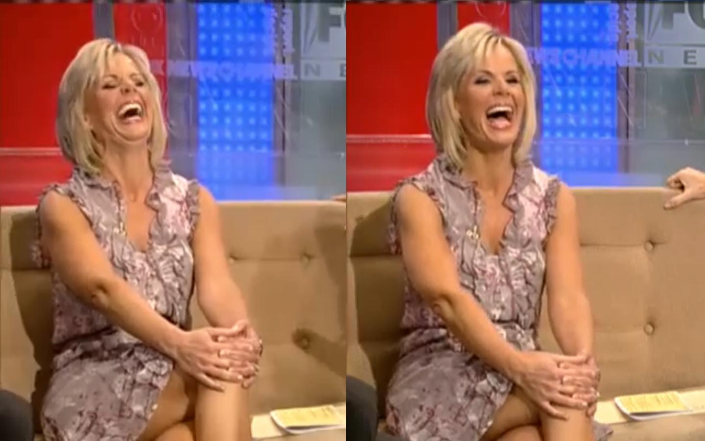 Ohh yes! gretchen carlson fox news upskirt pic cumpilation