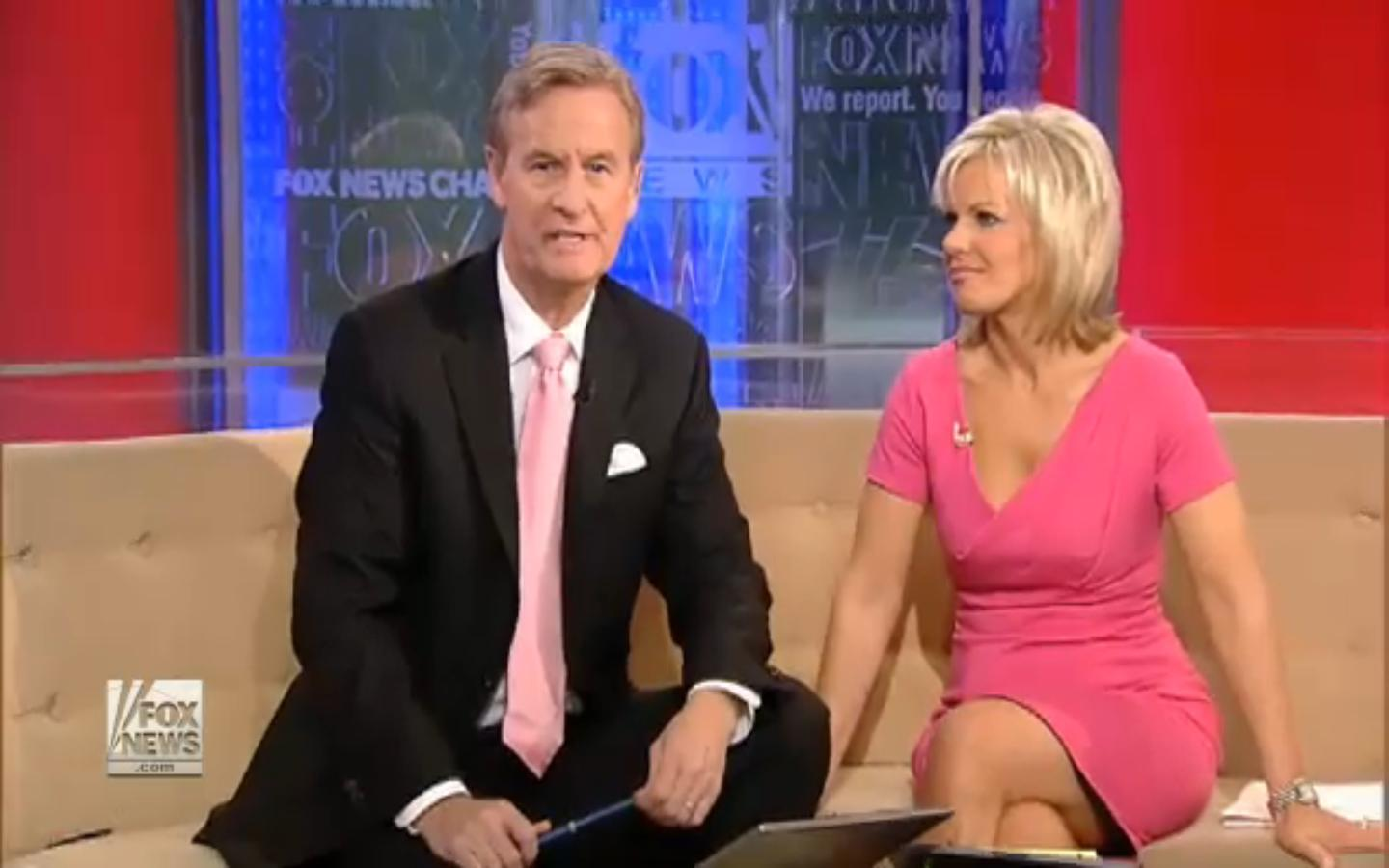 : Gretchen Carlson caps/pictures/photos @ Fox News Fox and Friends