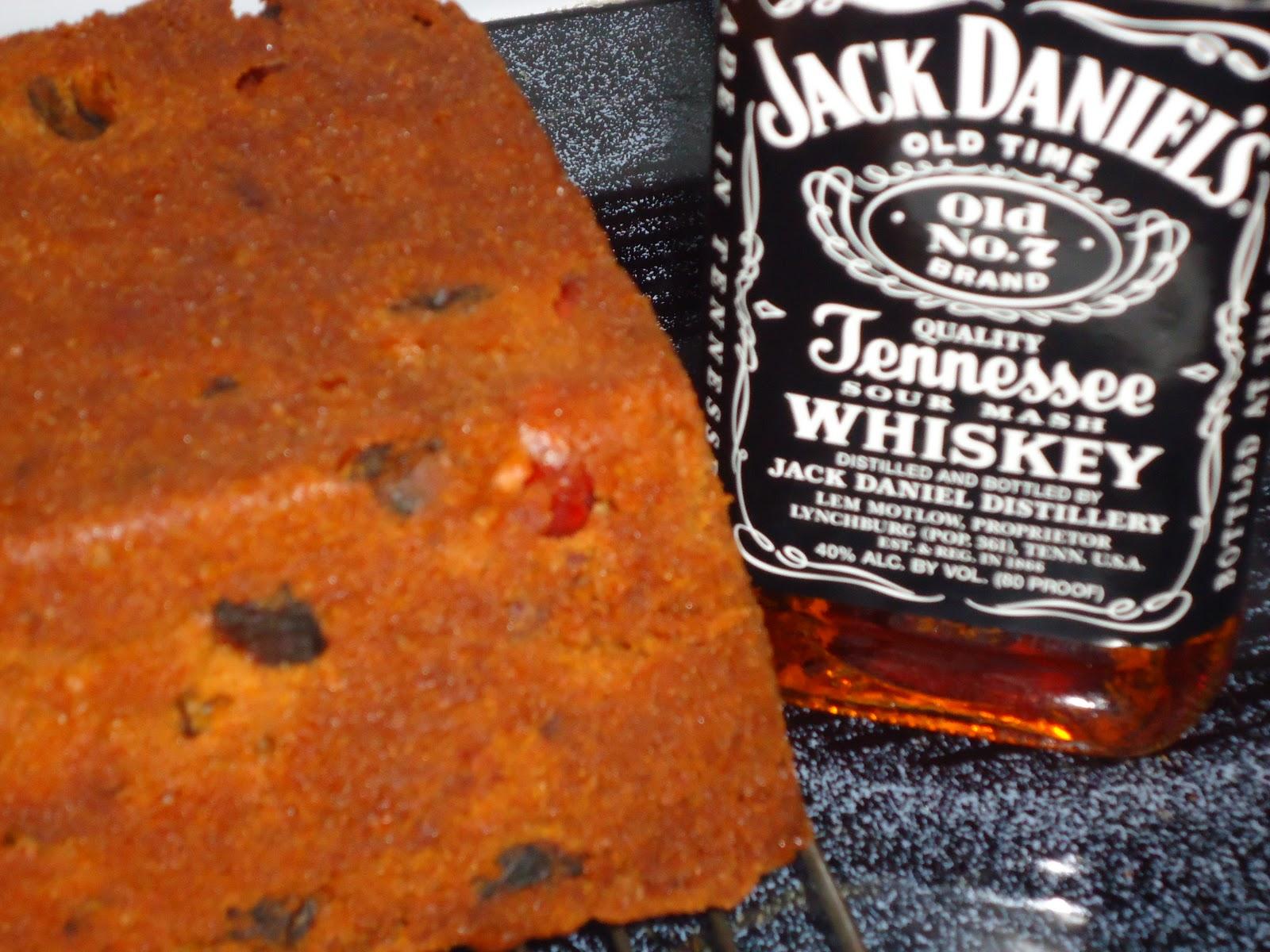 Jack Daniels Bundt Cake