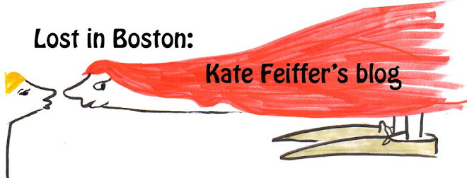 Lost in Boston: Kate Feiffer's blog