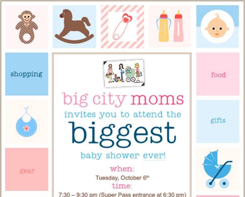 psny by p sling new york biggest baby shower
