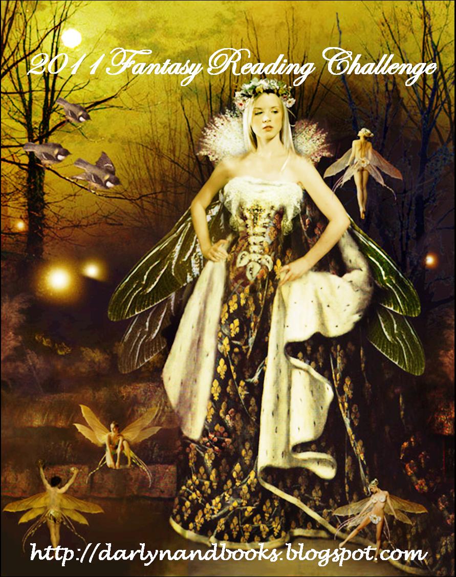 Fantasy Reading Challenge