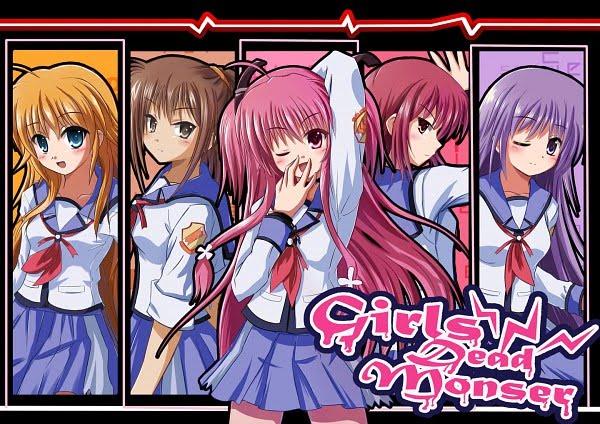 Girls Dead Monsters Discografia Completa  + Angel Beats! Original Soundtrack 248301
