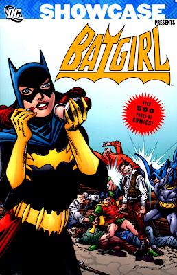 Cover of Showcase Presents Batgirl, Volume 1