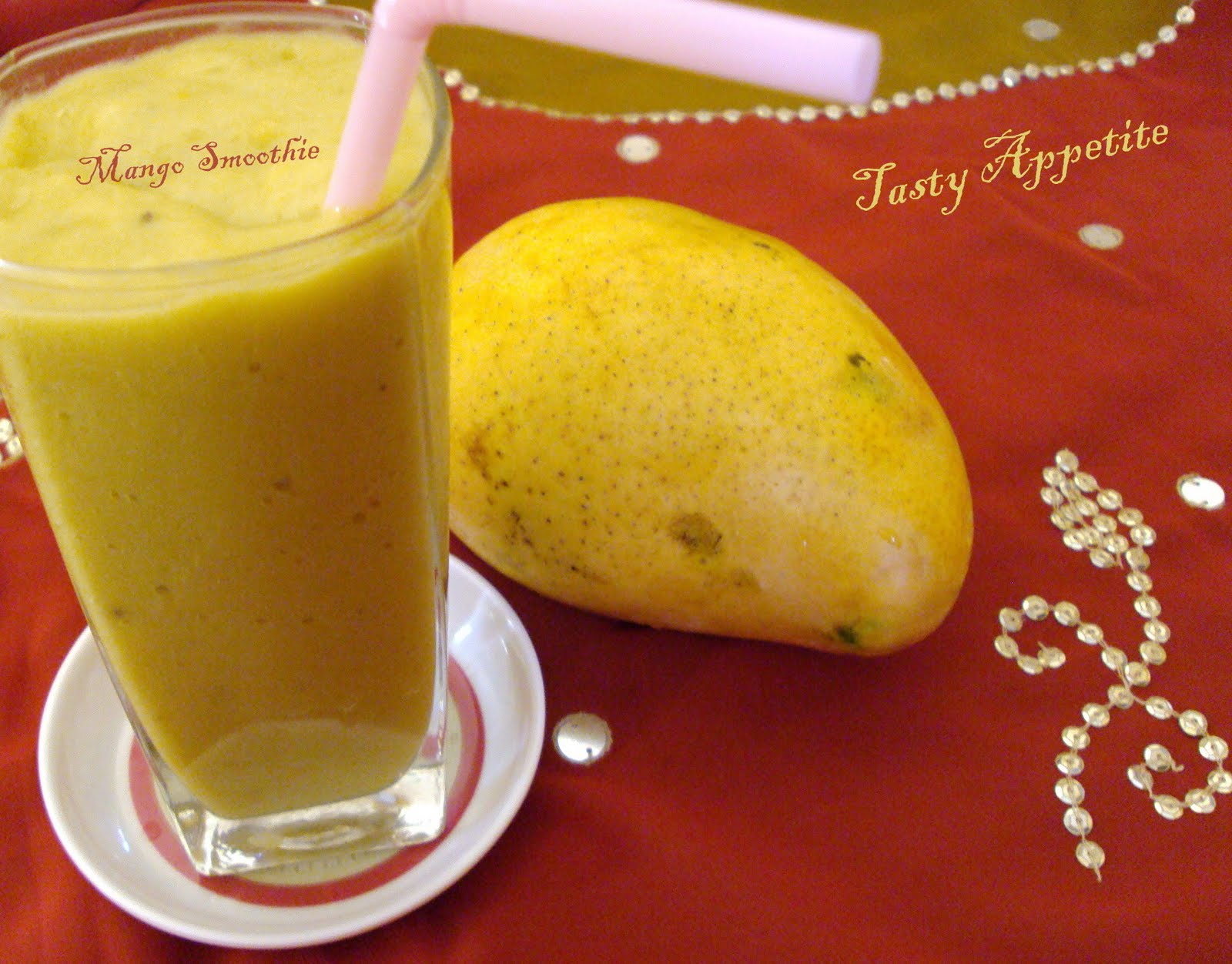 mango smoothie save recipe print recipe ingredients 1 large ripe mango ...