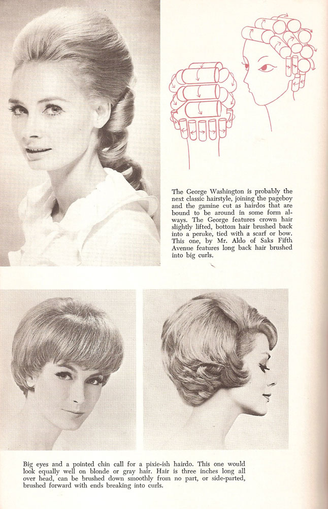 50s and 60s hairstyles. the 60s hairstyles (with