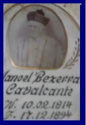 PADRE MANUEL BEZERRA CAVALCANTI