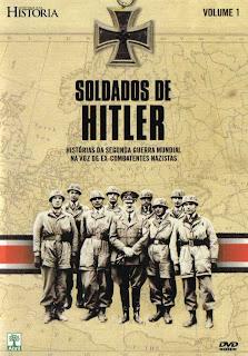Filme Poster Soldados de Hitler DVD1Filme1: Blitzkrieg DVDRip RMVB Legendado