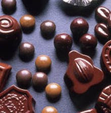 how to make chocolate candy using cocoa powder