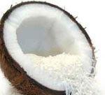 shredded coconut kelapa parut