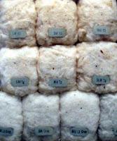 La industria de tejidos de algodón