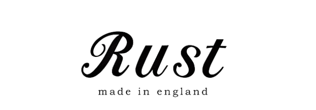 rust made in england