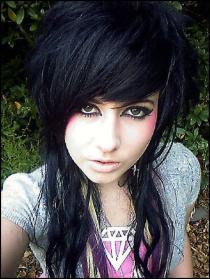 New Emo Hairstyles Girls Trend